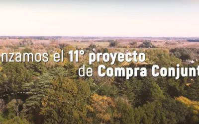 Llegó el 11° proyecto de Compra Conjunta en Barrio las Moras